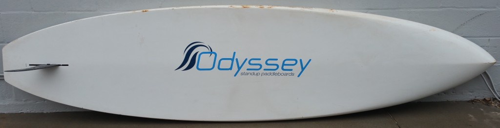 used odyssey touring paddle board