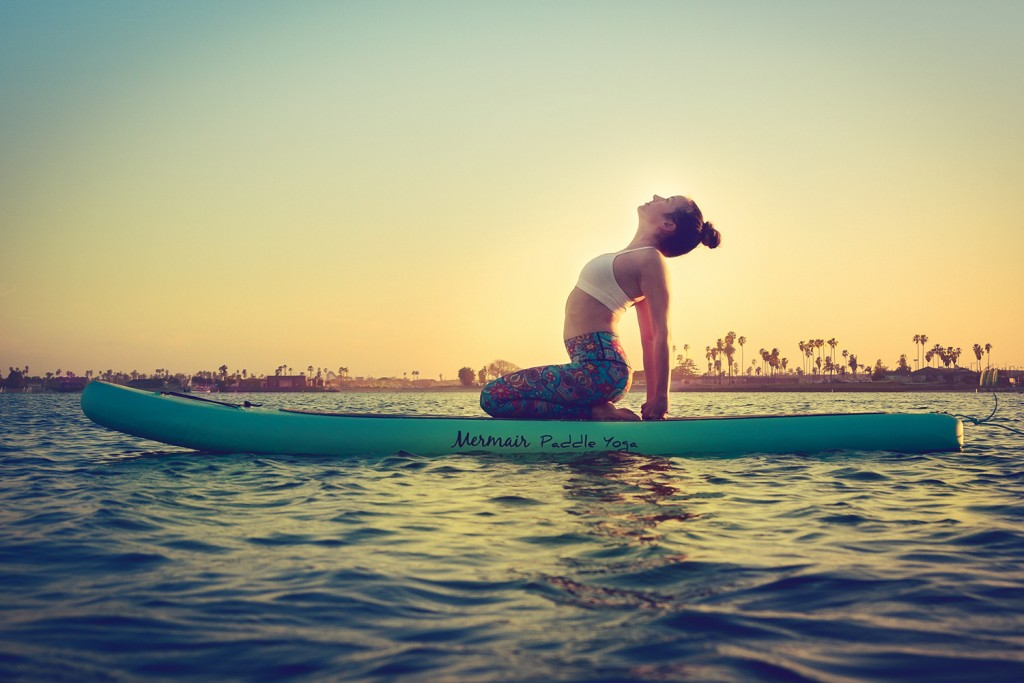 sup yoga teacher training california