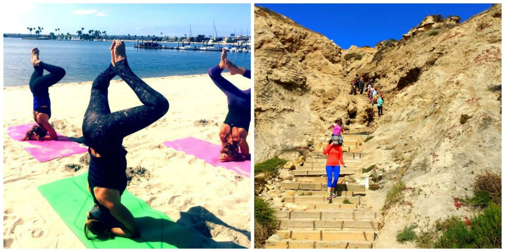 california yoga retreat