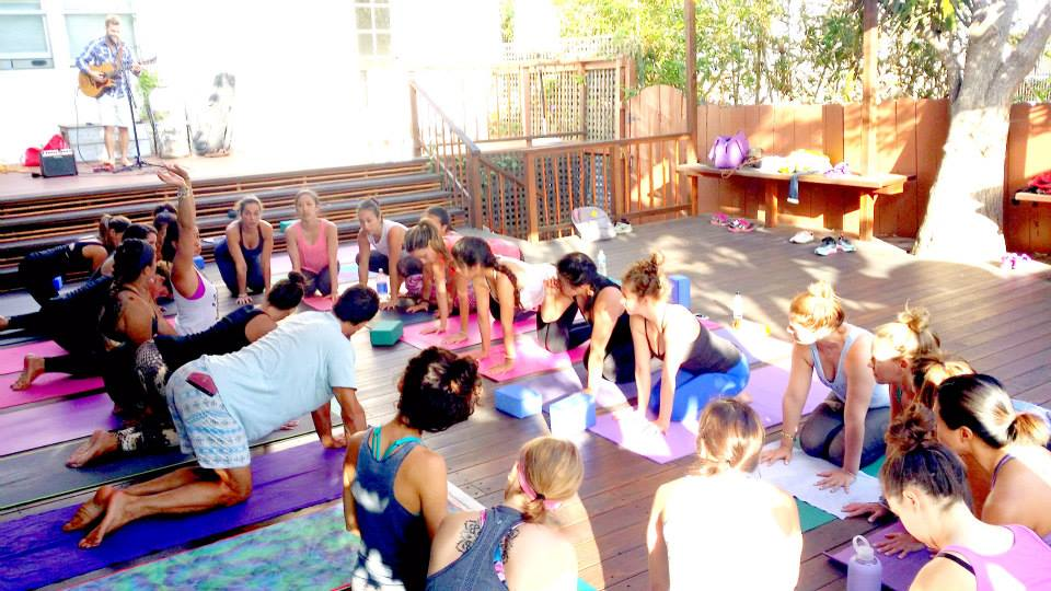 san diego yoga retreat